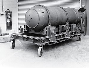 Mark 15 nuclear bomb - Mark 15 bomb