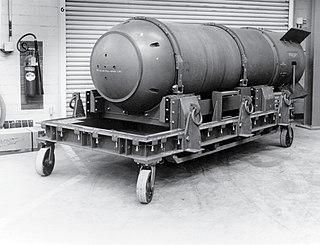 Mark 15 nuclear bomb thermonuclear bomb made by the United States in the 1950s