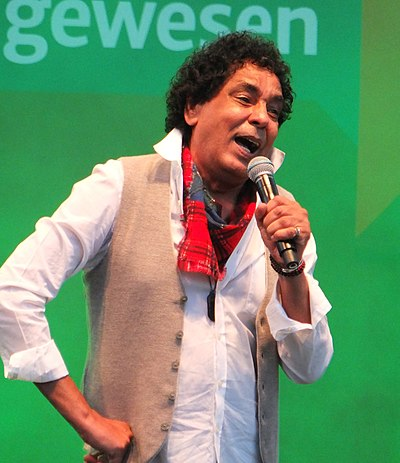 Picture of a band or musician: Mohamed Mounir