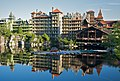 Mohonk Mountain House 2011 Main Buildings around Lake 1 FRD 3077.jpg