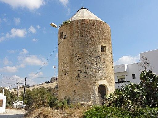 Molí d'en Toni Joan (Puig des Molins, Ibiza-Stadt)