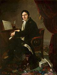 Porträt des Karol Kurpiński