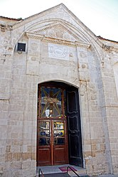 Monastery of Stavros door 2010 2.jpg