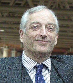 English: Lord Monckton in Washington, D.C.