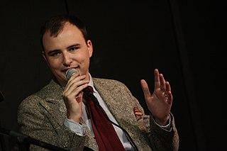 Jesse Thorn American radio personality (born 1981)