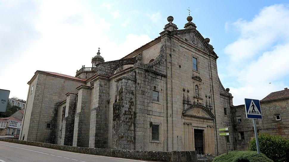 Mosteiro de Montederramo.