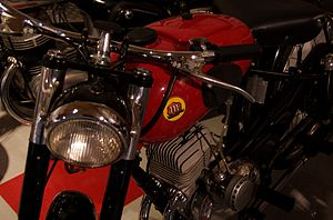 "Montesa Honda - ""D-51"" (125cc)early 50's"