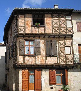 Montricoux Commune in Occitanie, France