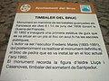 Monument al Timbaler del Bruc - Placa informativa.jpg