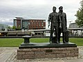 Monument to sailors in Trondheim.jpg