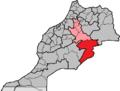 Morocco, region Meknès-Tafilalet, province Errachidia.png