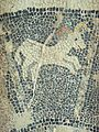 Mosaic in Maltezana at Analipsi, Astypalaia, 5th c AD, Aries Astm25.jpg