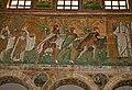 Mosaic of the Three Magi, Basilica of Sant'Apollinare Nuovo, Ravenna, Italy (6125333736).jpg