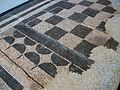 Mosaic romà de la vil·la de Benicató (Nules), Museu de Belles Arts de Castelló.jpg