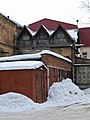 Moscow, Lobachika 16 backyard Feb 2009 01.JPG
