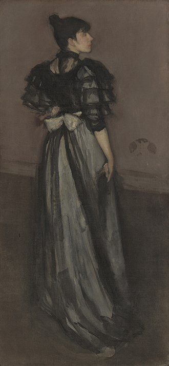 Charles Whibley - Mother of Pearl and Silver: The Andalusian (1888–1900), National Gallery of Art, Washington, D.C.