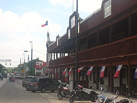 Motorcyclists in Bandera, TX Picture 095.jpg