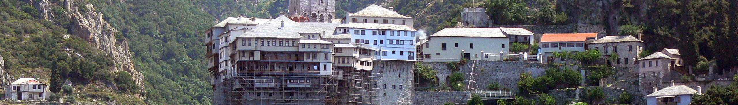 Mount Athos Travel guide at Wikivoyage