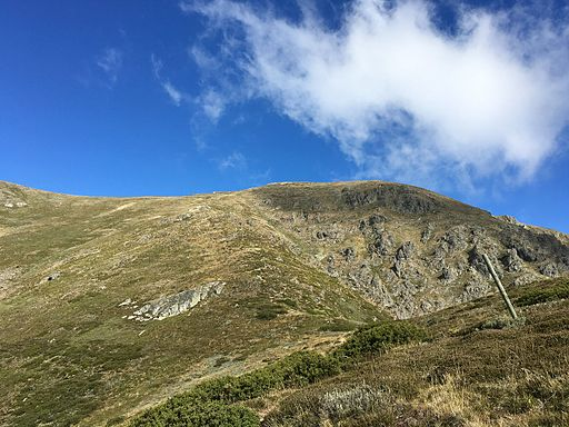 Mount Bogong - The Staircase Spur