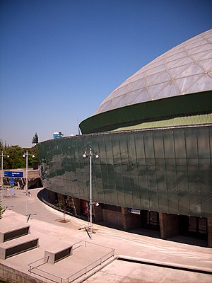 Movistar Arena 3