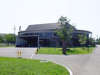 Akita Northern Happinets - Akita International University Suda Hall