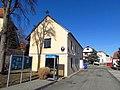 Municipal office in Vícenice u Náměště nad Oslavou, Třebíč District.JPG