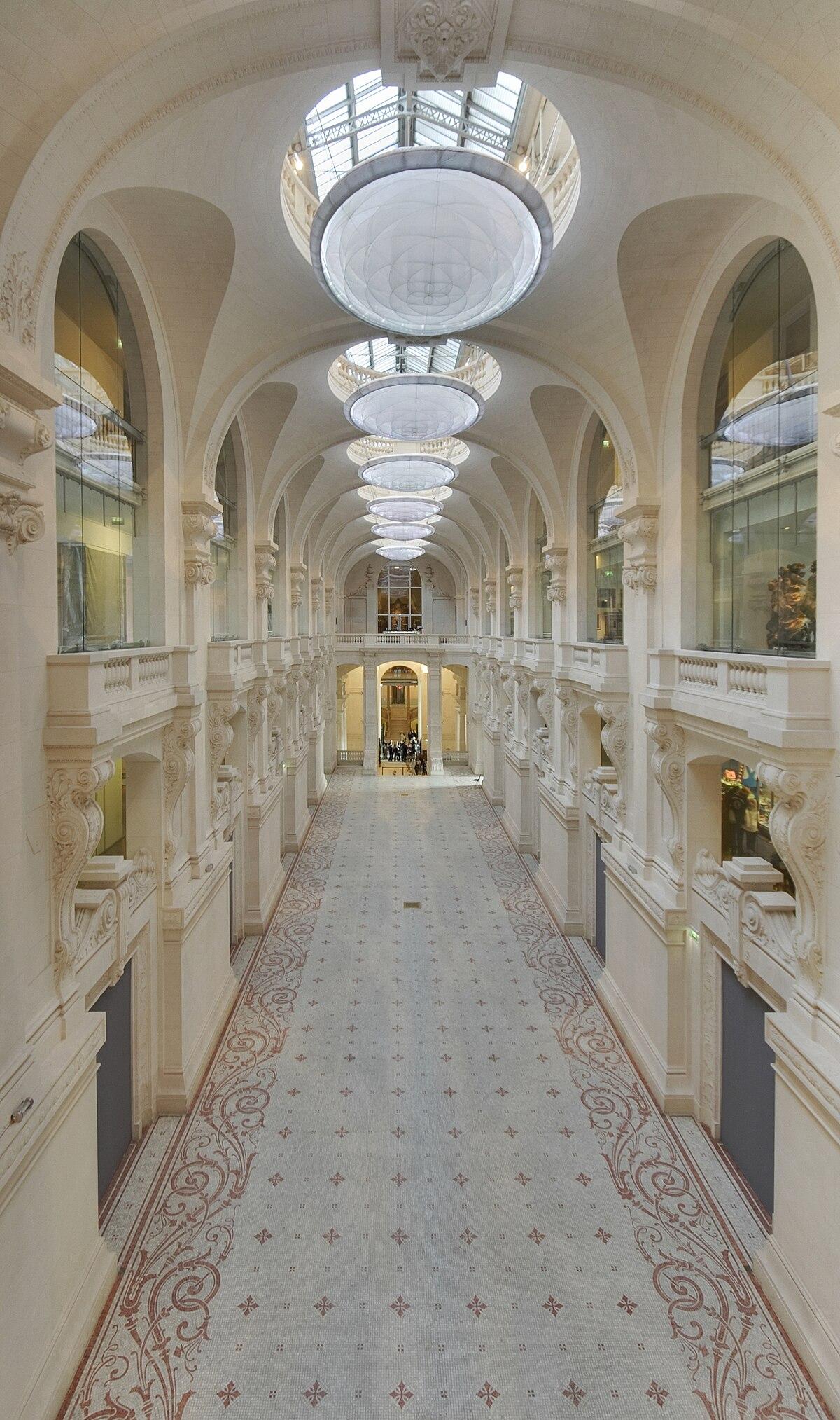 Mus e des arts d coratifs de paris wikip dia for Enduits decoratifs interieur