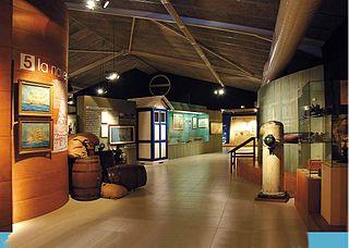 Maritime museum in El Masnou