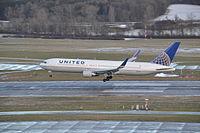 N664UA - B763 - United Airlines