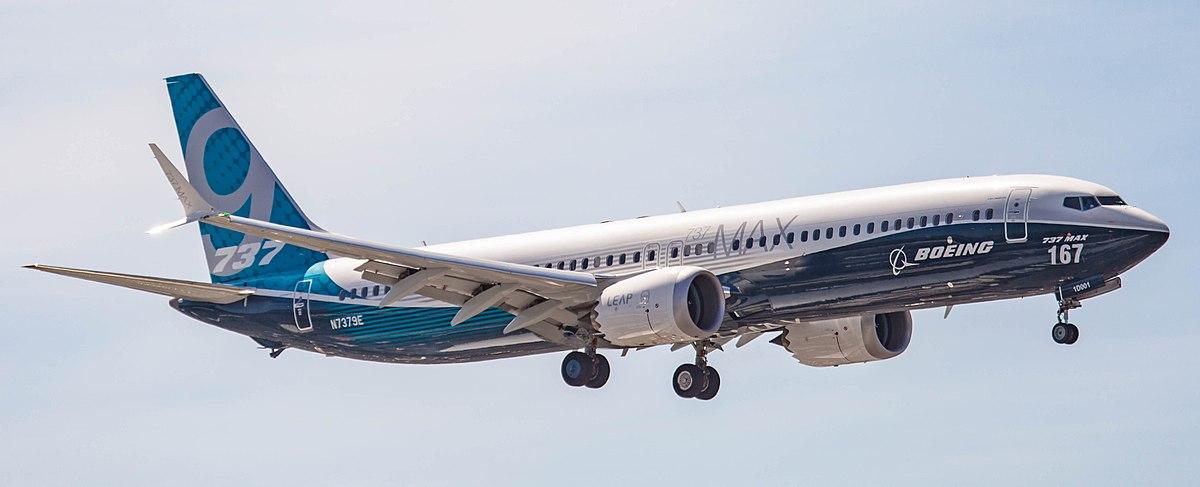 Boeing 737 MAX - Wikipedia, la enciclopedia libre