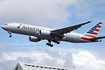 N780AN B777 American (14807315953).jpg