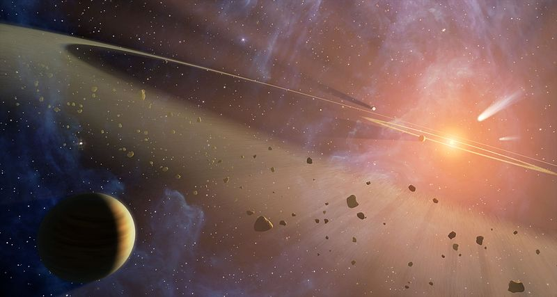 distant planets that may contain life - HD3000×1600