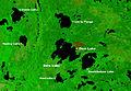 NASA image of Dore Lake, Saskatchewan.jpg