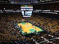 NBA - February 2014 - Celtics vs Spurs - TD Garden.JPG