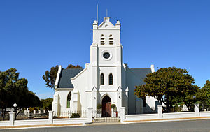 Philadelphia, Western Cape - Dutch Reformed Church in Philadelphia