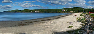 Eastport, Newfoundland and Labrador - Eastport Beach