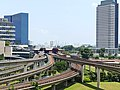 NS1 EW24 Jurong East MRT exterior 20200918 173510.jpg