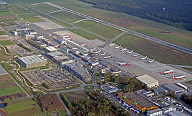 Image illustrative de l'article Aéroport de Nuremberg