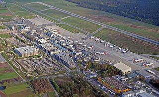 Nuremberg Airport airport in Germany
