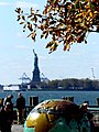 NYC - View from Battery Park to Liberty Iseland - panoramio.jpg