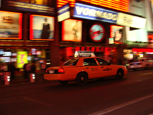 NYC Taxi Accident Lawyer