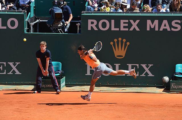 Rafael Nadal [via Wikipedia]