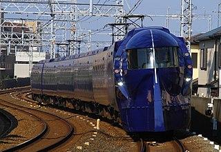 <i>Rapi:t</i> Airport rail link serving Osaka, Japan
