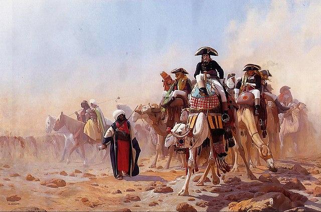 Наполеон в Египте. Жером (1867)