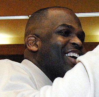 Nate McMillan - McMillan visiting the Oregon National Guard