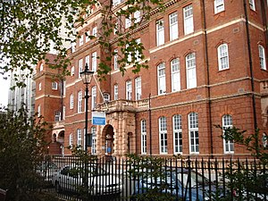 Health care - The National Hospital for Neurology and Neurosurgery in London, United Kingdom is a specialist neurological hospital.
