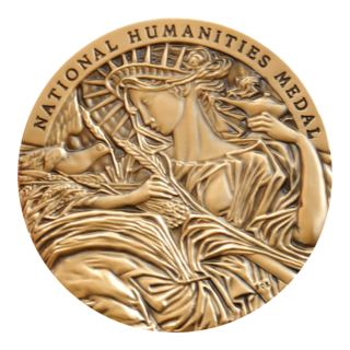 National Humanities Medal American award for contributions to Humanities
