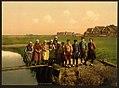 Native children, Marken Island, Holland LOC 4120042008.jpg
