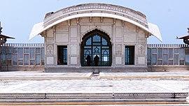 Lahor Fort.jpg içinde Naulakha Pavilion