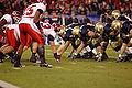Navy on offense at 2007 Poinsettia Bowl 071220-N-3901L-269 0YKRX.jpg